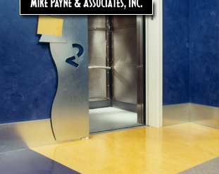 Mike Payne Terrazzo Floor Installation Polished Concrete